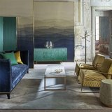 Wray Paneel Behang Zoffany The Muse Behang Collectie