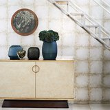 Lustre Tile Behang Zoffany The Muse Behang Collectie