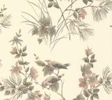 1838 Wallcoverings Rosemore Behang 1601-100-03 Natural