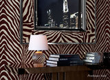 Ralph Lauren behang bartlett zebra Penthouse Suite behang collectie
