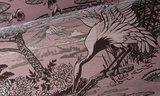 Arte Lotus 13501 behang Curiosa collectie sfeer