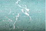 Turquoise Stompkaars Rustiek
