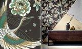 ARTE behang Crane behangpapier Takara collectie 28502 kleur 3