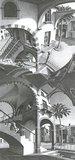 MC Escher behang Up and Down Onder en boven 23182