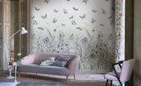 Papillons Behang Designers Guild Mandora Behang Collectie