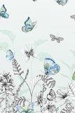 Papillons Behang Designers Guild Mandora Behang Collectie PDG1058_02