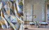 Jourdain Behang Designers Guild Mandora Behang Collectie