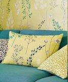 summer meadow behang sanderson via luxury by nature