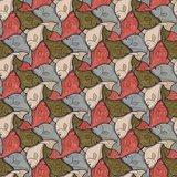 MC Escher Vissen behang 23103 FISH Escher wallcovering