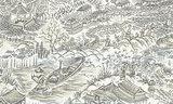 ARTE Behang Scenery Curiosa behang collectie 13561