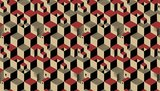 MC Escher cube behang 23150 Escher wallcovering cube 23150