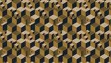 MC Escher cube behang 23153 Escher wallcovering cube 23153
