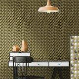 MC Escher Eight Heads behang 23163 sfeer acht hoofden Escher behang sfeer