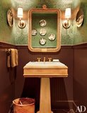 Behang Fornasetti Malachite 77-7024 Cole and Son sfeer Luxury By Nature 5