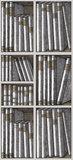 Libris Maximus Fornasetti Behang Murals Collectie 82-19031
