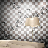 Fornasetti Checkmate Behang Murals Collectie Cole and Son 82-21033