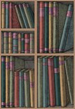 Fornasetti Ex Libris behang Cole and Son 114-5010