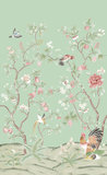 Chinoiserie Behang D'Arts Salon des Nobles 220908