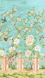 D'Arts Chinoiserie Behang Longevity Garden 221201R