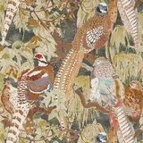 Mulberry Home Game Birds Behang Fazanten FG085.A101