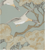 Eenden Behang Mulberry Home Flying Ducks FG090.H54