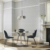 Cadencia behang harlequin paloma behang collectie interieur