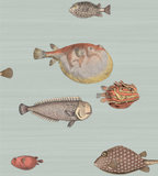 Acquario Behang Fornasetti 2 luxury by nature