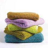 Abyss & Habidecor  Handdoek Blauw - 302 Super Pile Serie_