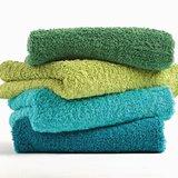Handdoek Lichtblauw Abyss & Habidecor - 330 Super Pile Serie_