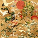 Byobu behang Mind the Gap behang Metallic WP20295