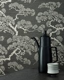 sanderson keros behang luxury by nature sfeer