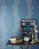 sanderson Sparkle koral behang luxury by nature sfeer