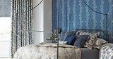 sanderson Sparkle koral behang luxury by nature sfeer 2