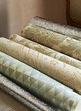 Zoffany Tadema behang Tespi behangcollectie luxury by nature sfeer 2