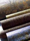 Zoffany Tadema behang Tespi behangcollectie luxury by nature sfeer 3