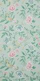 DCAVPO103 Sanderson Behang Caverley Porcelein Garden