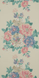 DCAVMI102 Sanderson Behang Caverley Midsummer Rose