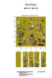 ELITIS Bucolique Behang Paneel - PanoramiqueCollectie