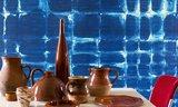 ELITIS Indigo Behang Paneel - PanoramiqueCollectie