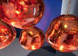 Tom Dixon Hanglamp Koper Melt Copper Large Round EU