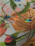 Kit Miles Ultraviolet Garden Behang LUNA MICA 001