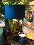 Stout Verlichting Vloerlamp Golden Brons