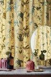 Cole and Son Hummingbirds F111-1001 zijden stof sfeer