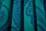 Cole and Son Rajapur Velvet F111-10036 stof fluweel detail