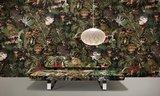 Moooi Menagerie of Extinct Animals behang raven arte MO2072