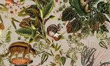 Moooi Menagerie of Extinct Animals behang raven arte MO2073