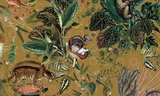 Moooi Menagerie of Extinct Animals behang raven arte MO2074