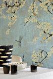 Les Cerisiers Sauvages BehangSoleil levant CollectieTP_289_02