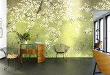 ELITIS Les Cerisiers Sauvages behang SOLEIL LEVANT