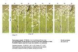ELITIS Les Cerisiers SauvagesTP-289-03 behangpapier sfeer